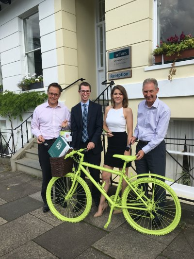 #Law firm backs pedal power #festival. #bloorhomes #Cheltenham #cycling #pedalpower #charity Read More:  http:// bit.ly/2fPfQ1T  &nbsp;  <br>http://pic.twitter.com/ucuzYuv5HS