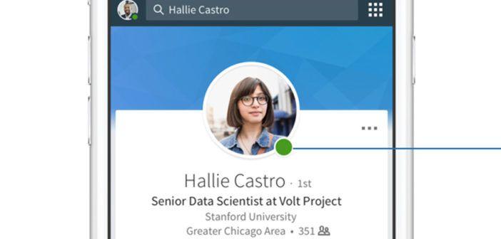 LinkedIn déploie la fonction de statut actif pour débuter une conversation via @Siecledigital https://t.co/Dlia5xmrRt