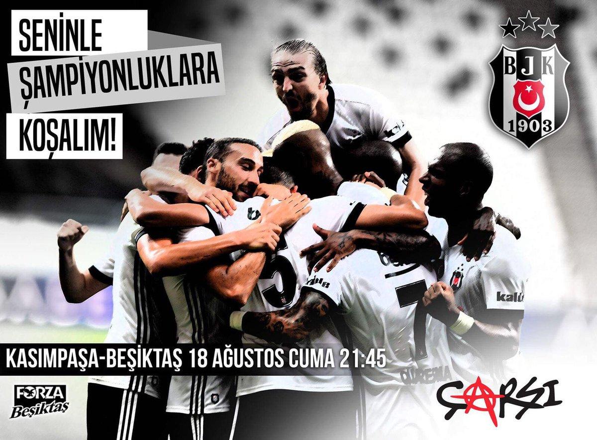 Seninle şampiyonluklara koşalım #Beşiktaş #ZafereKanatlan #BeşiktaşınM...