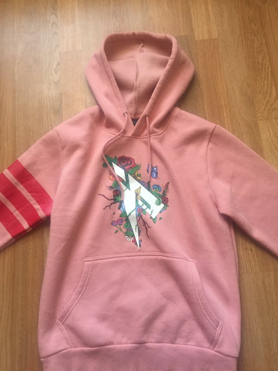 New pamaj hoodie
