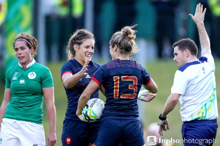 France overpower hosts to  keep Ireland out of world Cup semi-finals  https://t.co/K3W3y0N4L9