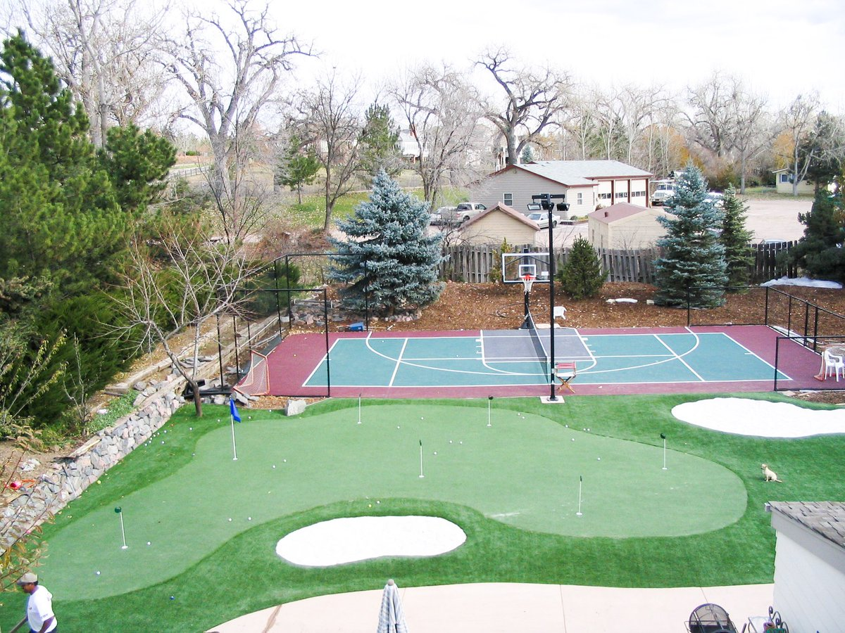 test Twitter Media - Whether you have a big or small backyard, our Sport Court game courts are versatile and customizable. https://t.co/k4V8r9pRyr https://t.co/6DX6EbfQW9