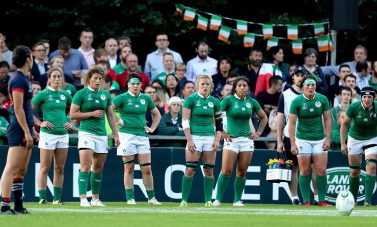 Hard luck to @IrishRugby who lost to France this evening. Still looking forward to welcoming you to @KingspanStadium next Tuesday & Saturday