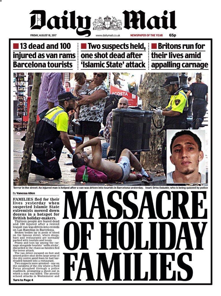 Friday's Daily MAIL:
