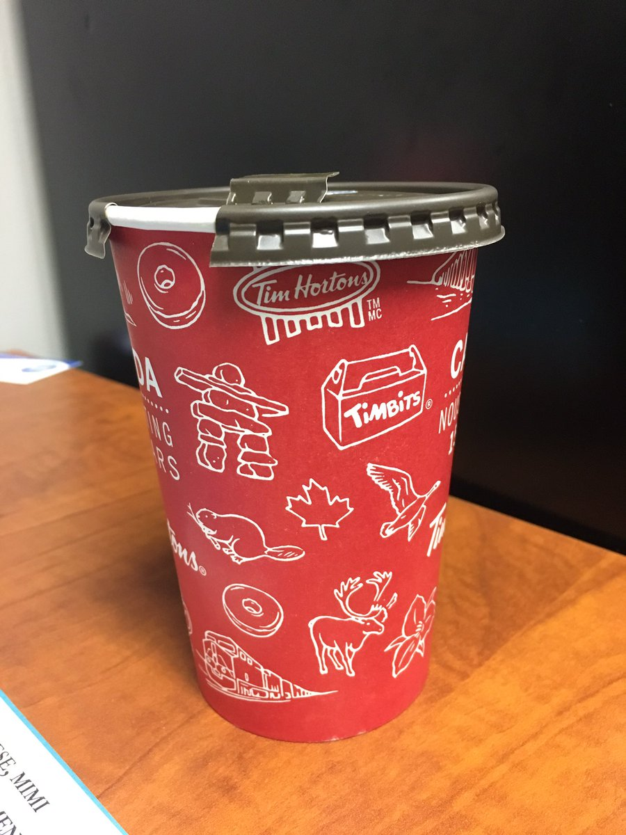 Hey @TimHortons why does the 150 cup only have 1 indigenous symbol? #decolonize #canada<br>http://pic.twitter.com/N7wPo4sP7U