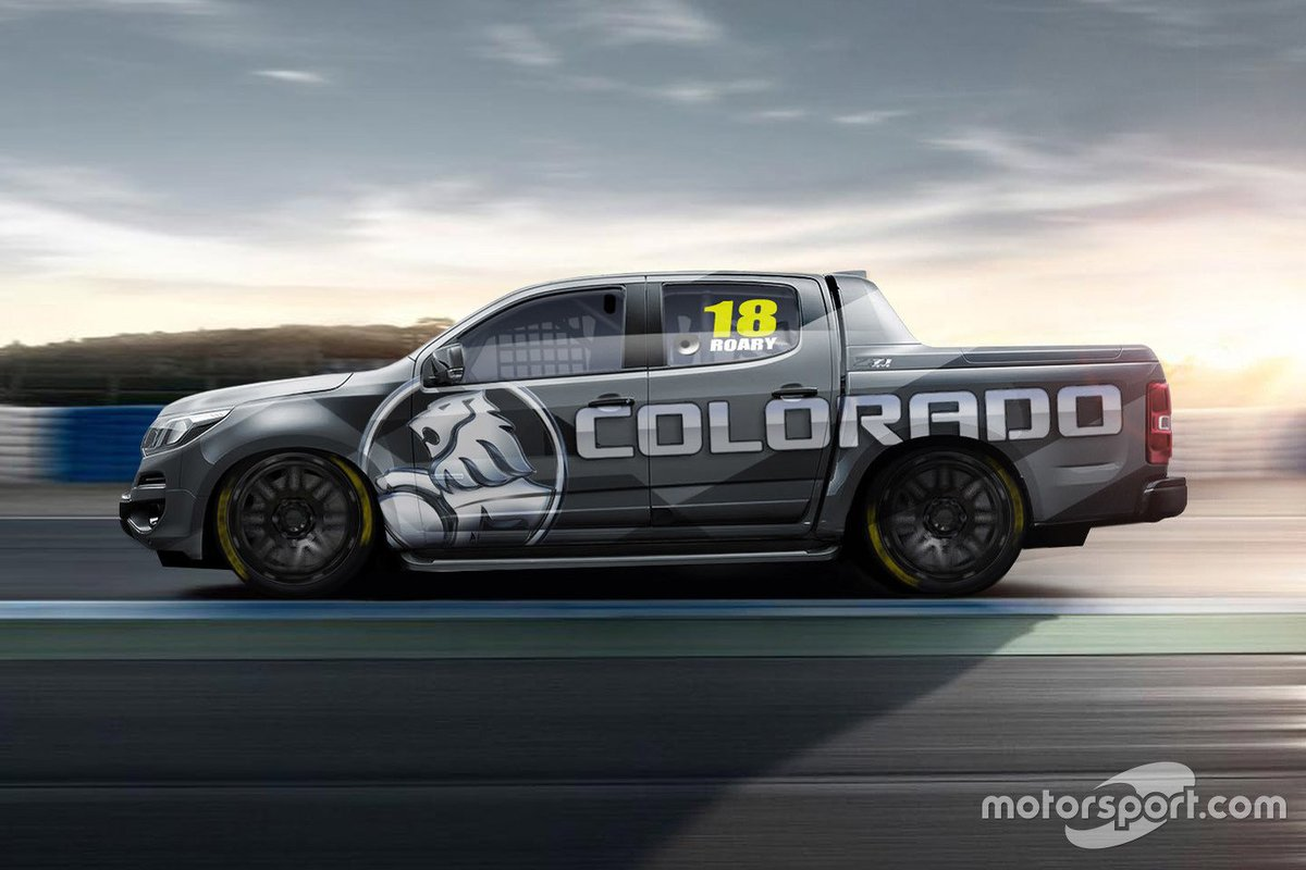 Holden unveils Colorado SuperUte: https://t.co/g1P4e8RPVf #VASC https:...