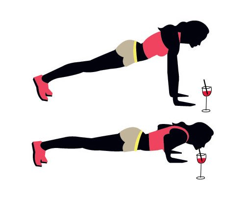 Does running out of wine count as #cardio? #WOOKout<br>http://pic.twitter.com/bKLcQUmRaa