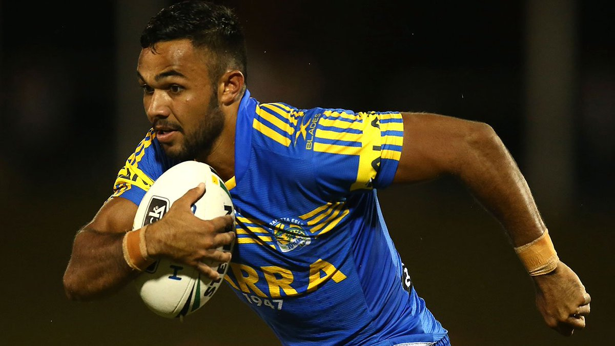 Bevan French presents @TheParraEels with worrying injury concern ahead of #nrl finals #NRLEelsTitans  https://t.co/NOV9AiYegD