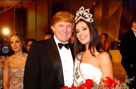 Seth Abramson On Twitter Thread In 2002 Donald Trump Crowned Vladimir Putin S Girlfriend Miss Universe Now It S Possible That Mueller S Probe Will Look Into It Https T Co Mwhyzzxxhz