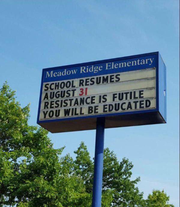 It's #backtoschool season. #StarTrek #ResistanceIsFutile https://t.co/s7QU6g9CHP