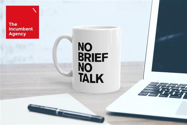 A mug good for coffee; great for briefings! https://t.co/pXgZck6aak