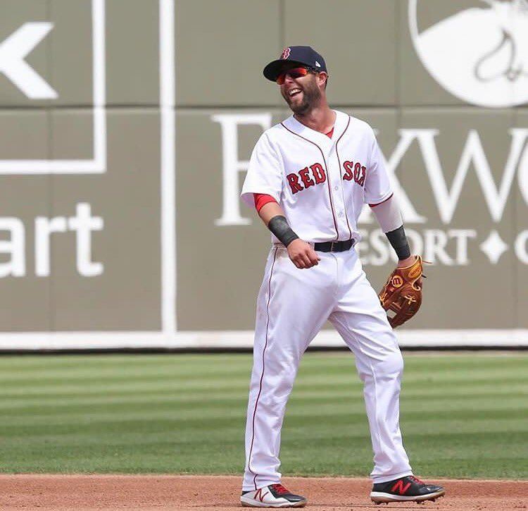 Smile, @15Lasershow. It&#39;s your birthday! RT to wish DP a happy bday. And for a chance to win a throwback DP15. #TeamWilson #TBT (: @redsox)<br>http://pic.twitter.com/eIr8k1fP5c