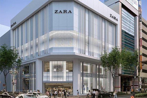 [明日オープン] 日本最大級ZARA名古屋店がリニューアルオープン、ブランド初のフレグランス展開へ - https://t.co/WenI25vDeF
