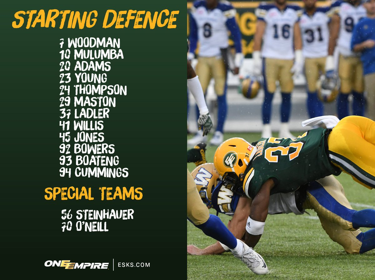 🔒 it up.   Here is the #Esks starting defence for tonight's game again...