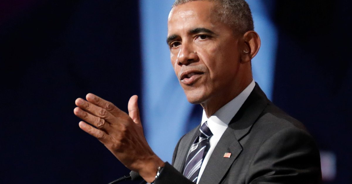 Barack Obama offers support for those affected by the Barcelona attack...