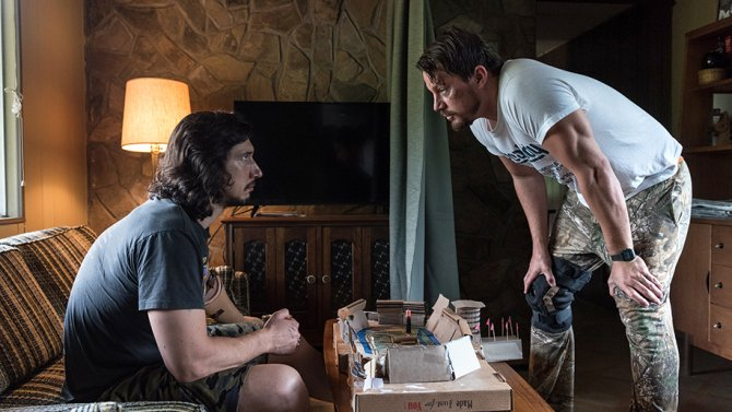 REVIEW: Steven Soderbergh's #LoganLucky is a high-spirited, low-down blast https://t.co/1buOMQ6uHi