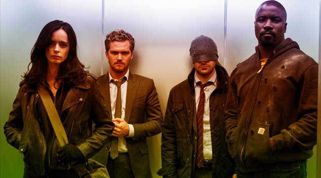 #TheDefenders (eventually) assemble in Netflix's latest Marvel drama h...