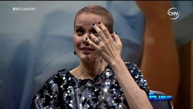 Javiera Suárez se emocionó al recordar el diagnóstico de su cáncer #El...