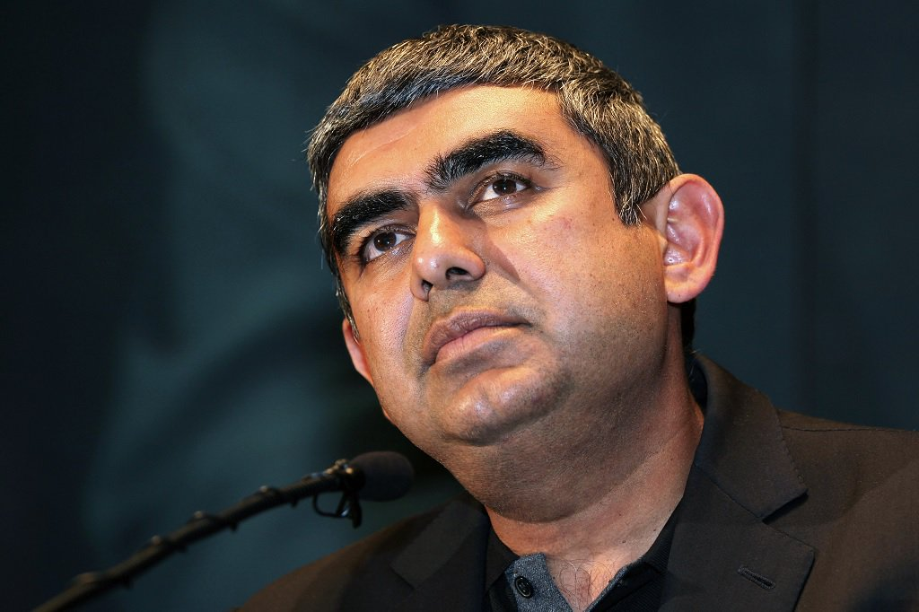 #BreakingNews | Infosys board appoints Vishal Sikka as Executive Vice...