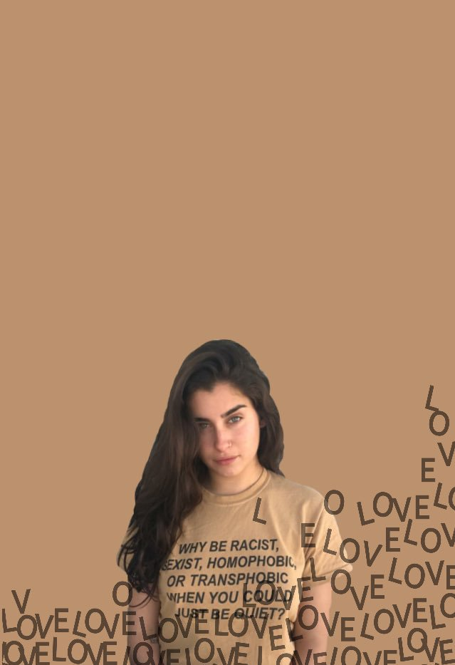 Lauren Jauregui lockscreen https://t.co/...