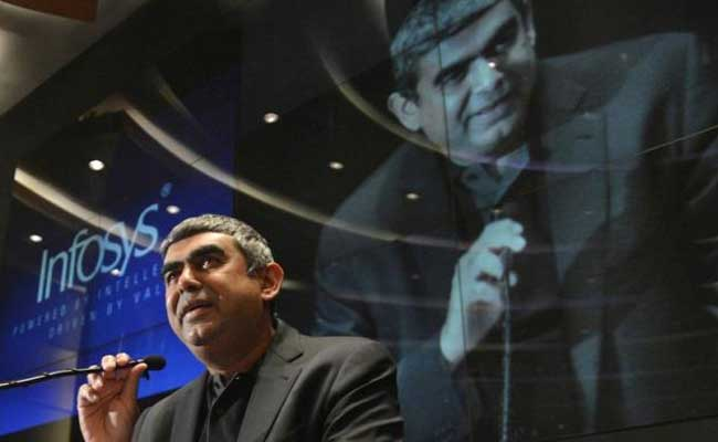 Vishal Sikka resigns as #Infosys CEO citing 'personal' attacks, shares...