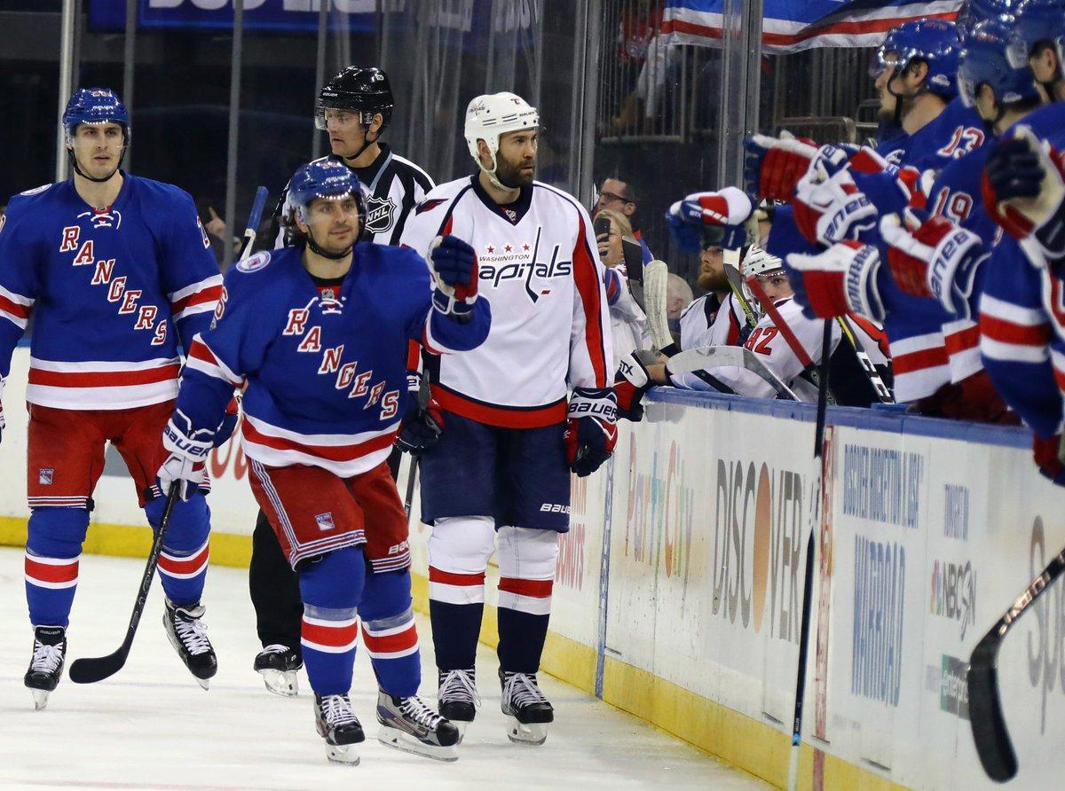 New York Rangers Forward Mats Zuccarello: Two Sport Star (Highlights)...
