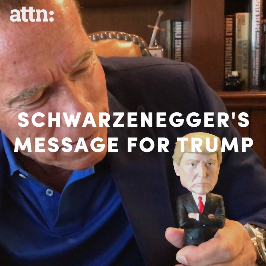 RT @attn: .@Schwarzenegger has a blunt message for Nazis. https://t.co/HAbnejahtl