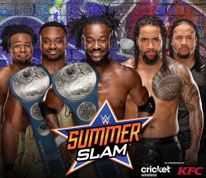First it was Wrestlemania and now this??? C&#39;mon now #UsosBetterThanAPreshow #SummerSlam #SDLive #DayOneIsh @WWEUsos<br>http://pic.twitter.com/35PRDM5juB