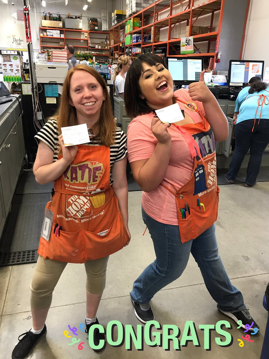 Shoutout to Katie and Tatiana at the service desk for driving sales and selling Tuff sheds!! #phenomenal4407 #drivingsales <br>http://pic.twitter.com/JVzwyTqjax