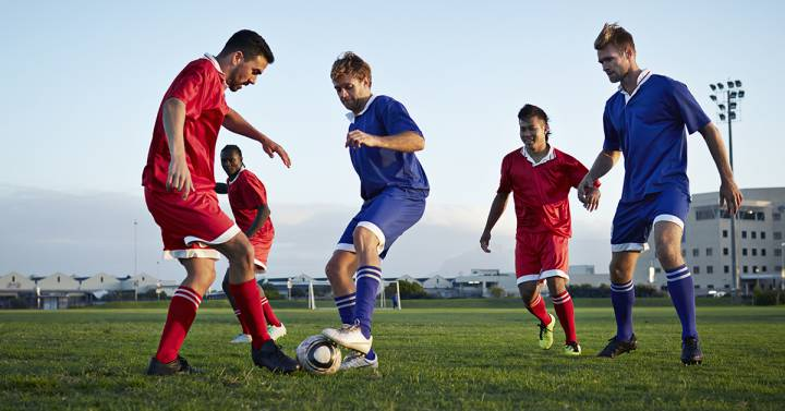 Cinco 'apps' para hacer deporte en grupo https://t.co/ANouQ3k817 #CRub...