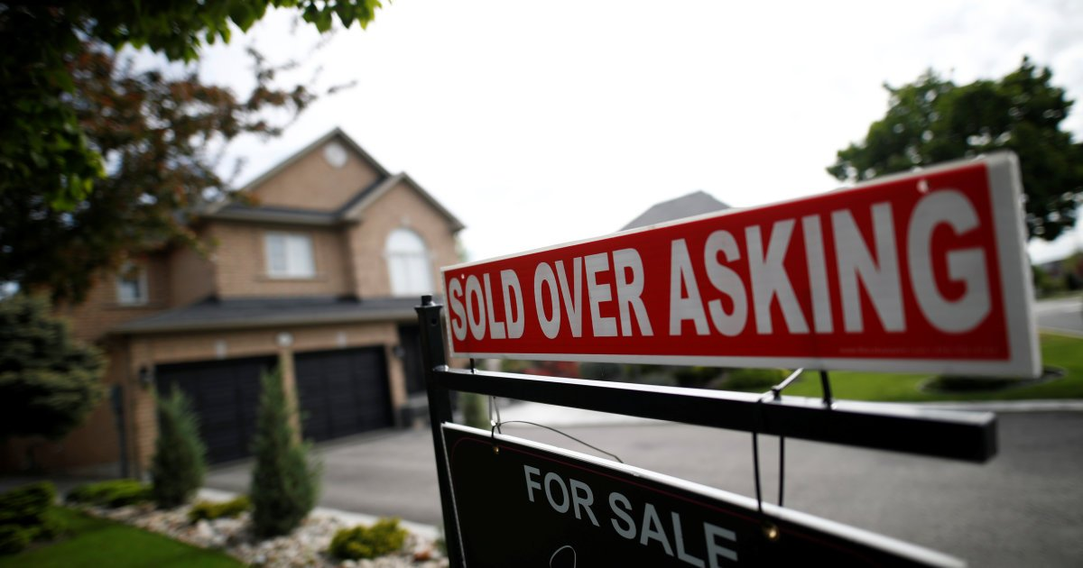 The insane earnings you'll need to buy housing in Greater Toronto http...