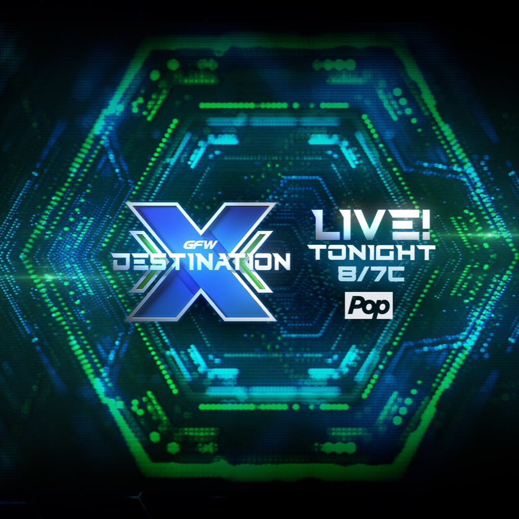 @IMPACTWRESTLING been so good tonight, we need to get it to be #1 trending on twitter #DestX #IMPACTonPOP @GFWWrestling<br>http://pic.twitter.com/AeSyXuJdFY
