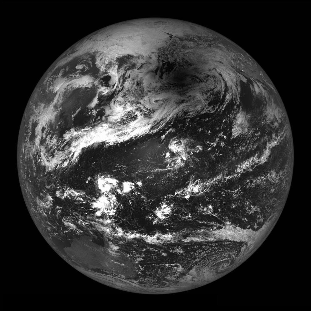 солёного фото со спутника полной луны таким образом