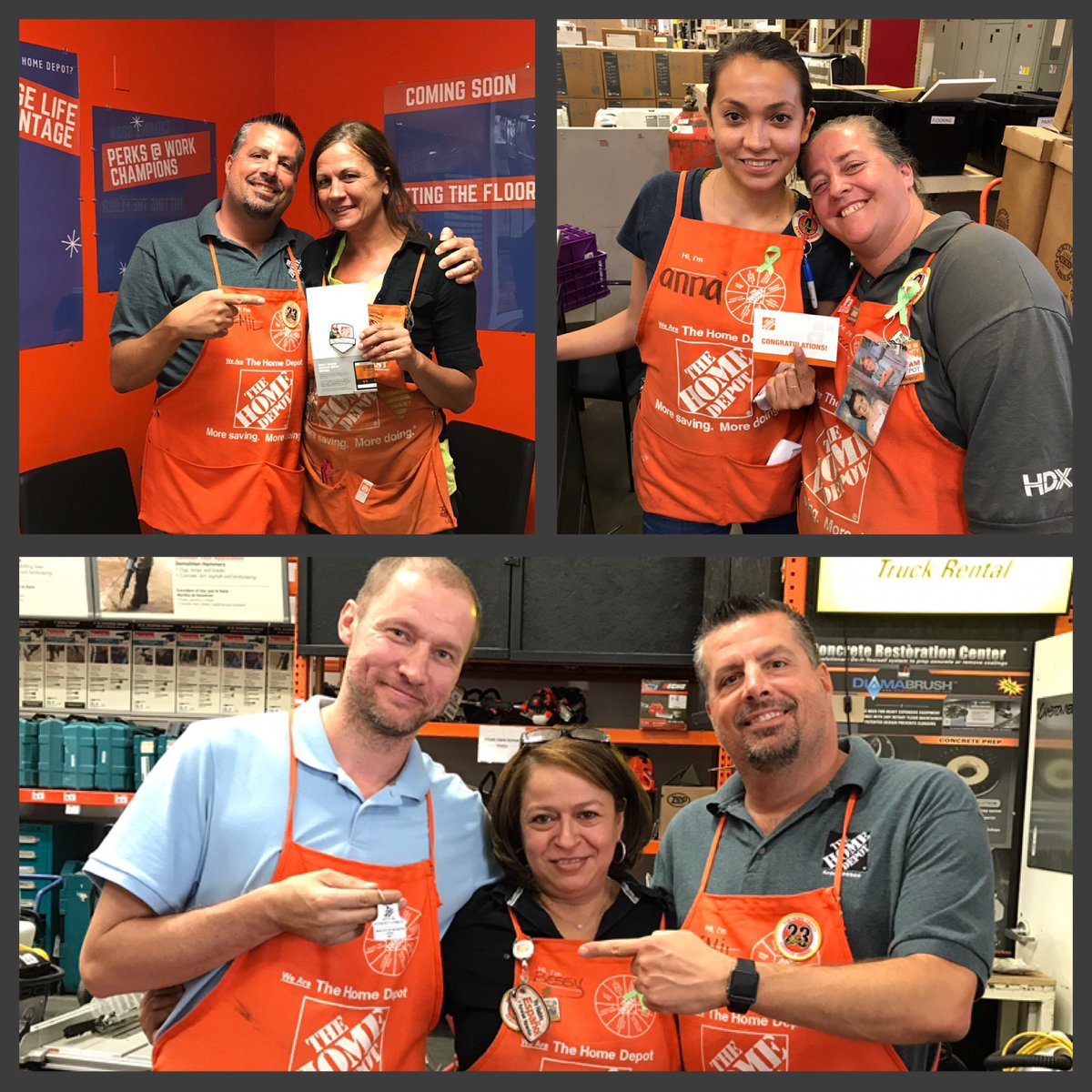 #ThankYouThursday #TeamArden #pacnorthproud Recognizing Vera, Anna &am...