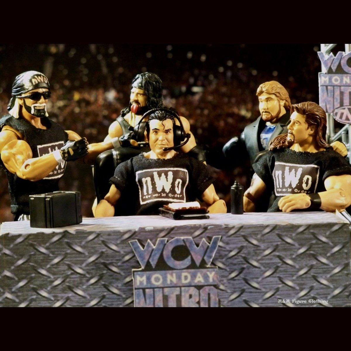 @HulkHogan @TheRealXPac @SCOTTHALLNWO @RealKevinNash @MDMTedDiBiase The NWO IS JUST 2 SWEEET  #WWE #WWENetwork <br>http://pic.twitter.com/DhD0x3Hj3i