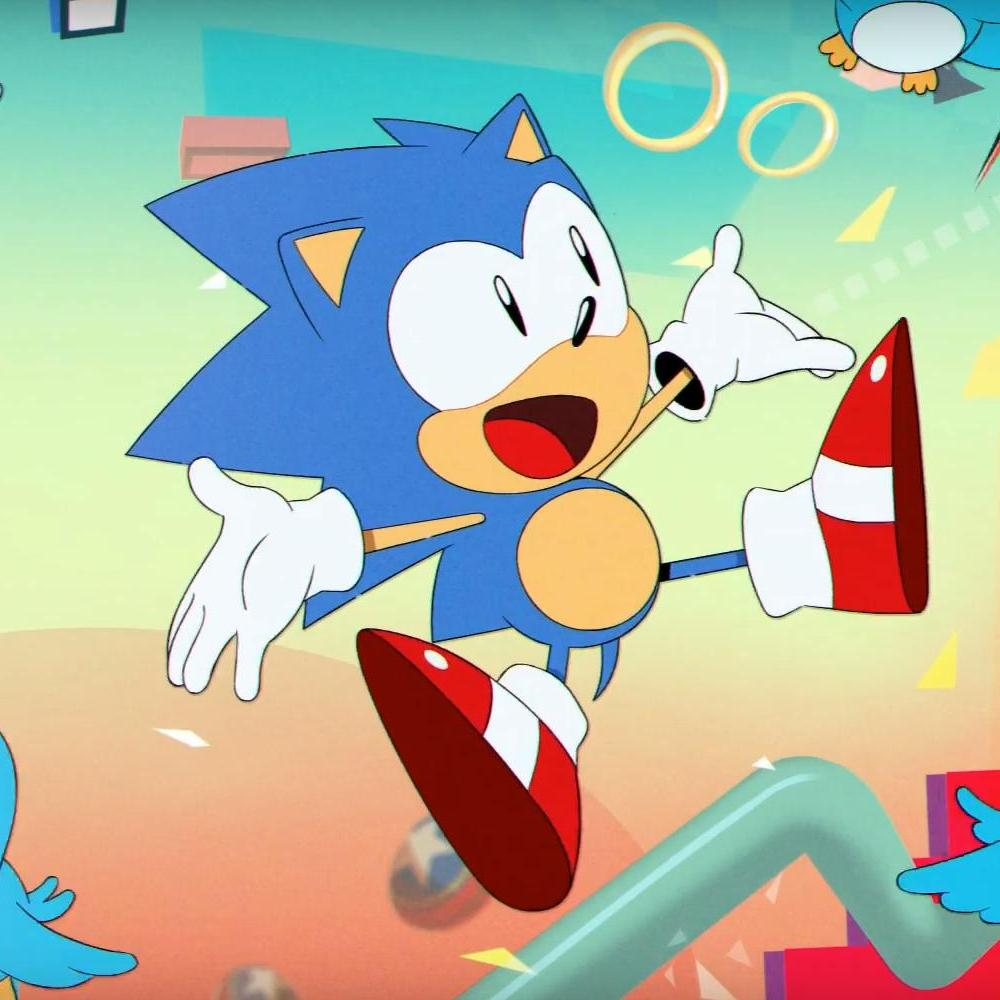 Aaron Webber On Twitter Sonic Mania Reviewing At 80 90 At Egoraptor