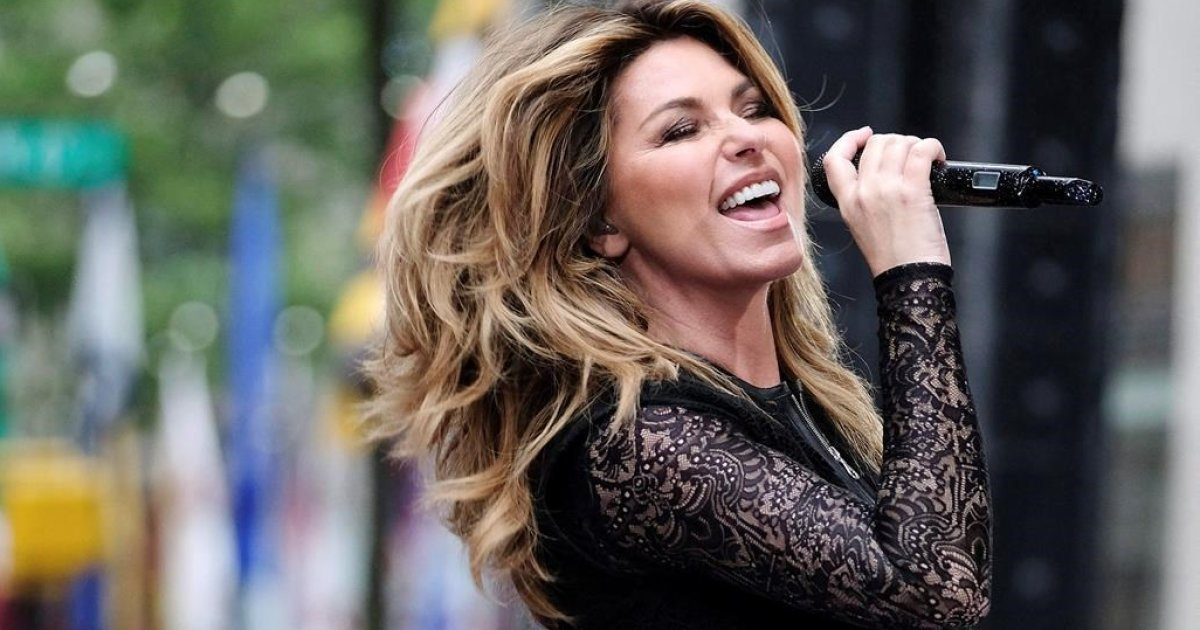 .@ShaniaTwain is going back on tour next year, and she'll hit these 10...