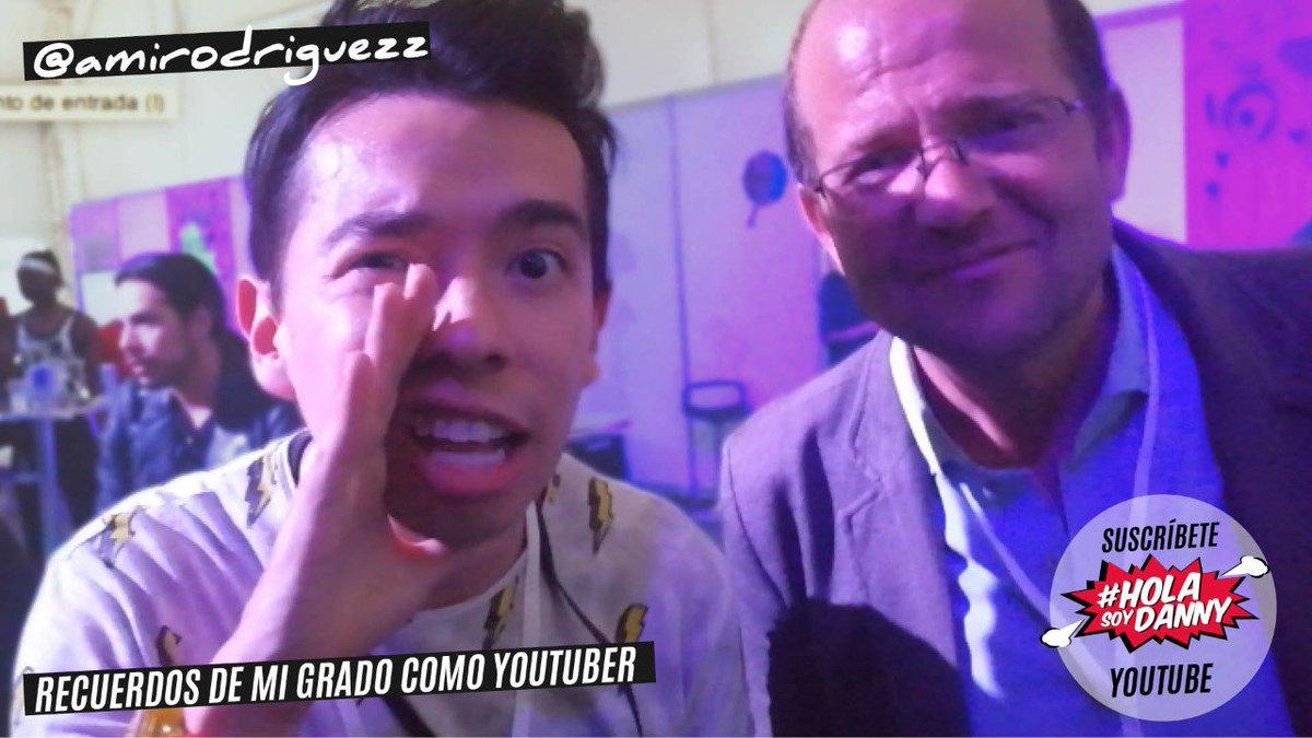 #QuisieraGraduarmeDe youtuber con ayuda de @AmyRodriguez8  https://t.c...