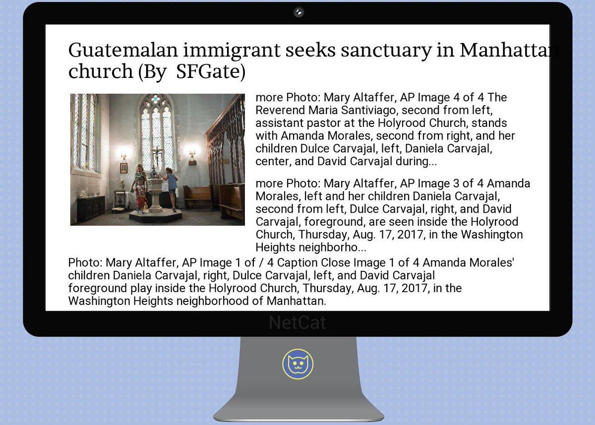 #christians #bible #jesus ; App -  http:// onelink.to/tqb7kt  &nbsp;    #guatemalan  #immigrant  #seeks  #sanctuary in  #manh<br>http://pic.twitter.com/iQbIwS34VA