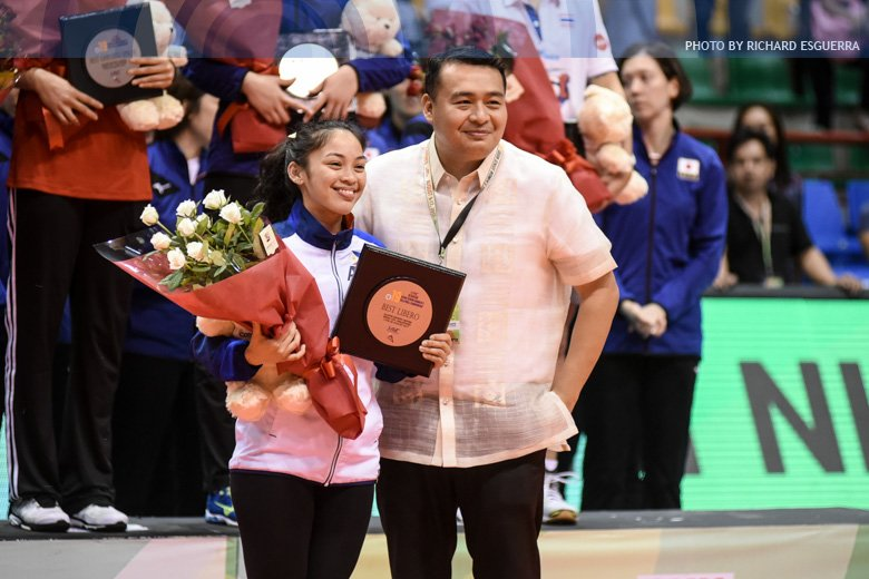 LOOK! Photos from the #AVCWomensSCH awarding ceremony!   FULL GALLERY...