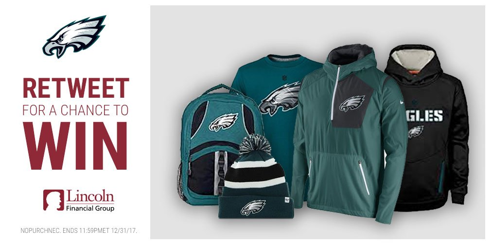 #EaglesNation- When the #Eagles score this season so do you! Retweet for a chance to win some awesome Eagles gear  #LFGTouchdownSweepstakes<br>http://pic.twitter.com/38OWE4suo3