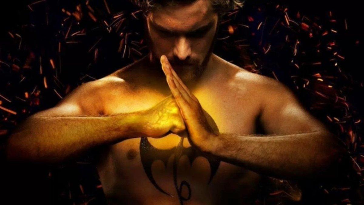 ICYMI: Finn Jones Promises Fight Scenes In Marvel's The Defenders Surp...