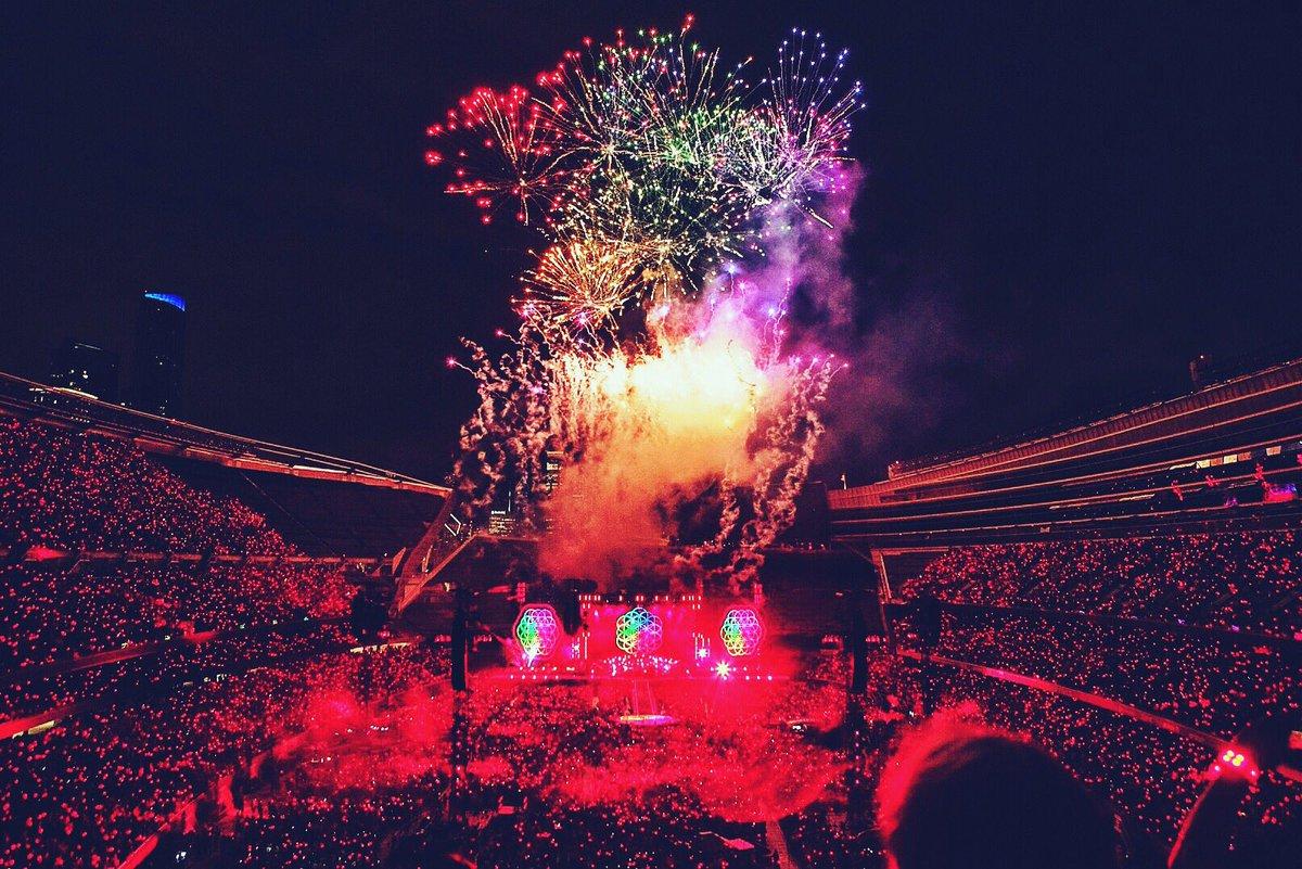 #ColdplayChicago is go. R42 https://t.co/eDZAm20Rq5