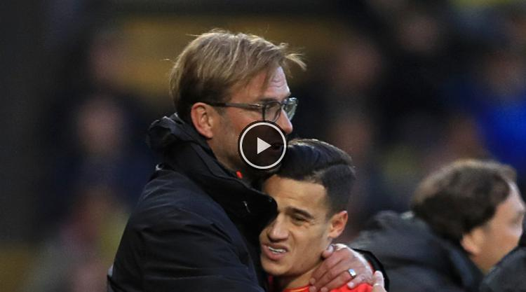 #Jurgen #Klopp: #Liverpool are not in #Talks with #Barcelona over #Philippe #Coutinho   http:// wp.me/p67m4w-q3z  &nbsp;  <br>http://pic.twitter.com/yny2M18aiE