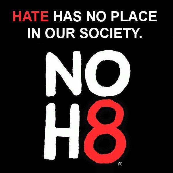 RETWEET if you agree! #NOH8 https://t.co/KJB3VUMWmT