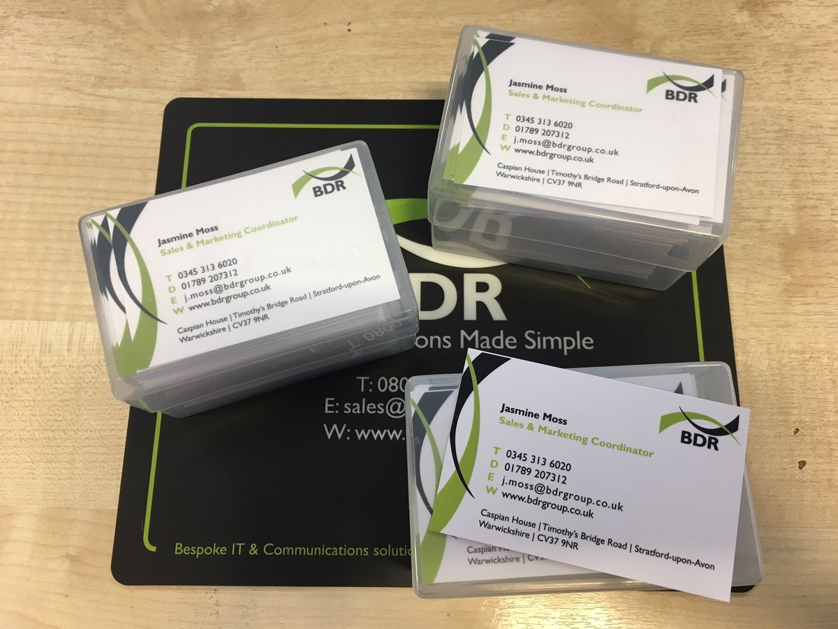 Bdr voice and data on twitter you can never have enough business bdr voice and data on twitter you can never have enough business cards fantastic quality and next day turn around what more could you ask for reheart Images