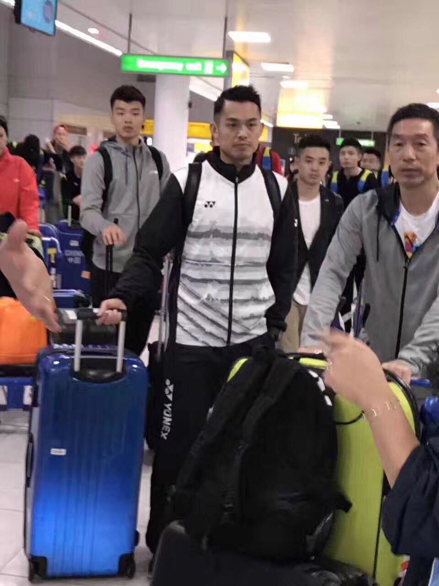 Welcome chinese badminton team to Glasgow @2017BWC @AnneSmillie_CEO #GoodLuck #enjoy @VisitScotland<br>http://pic.twitter.com/20DcsQm4Lx