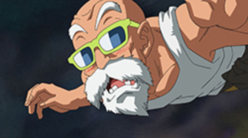 Mestre Kame (Dragon Ball Super - Episódio 105)
