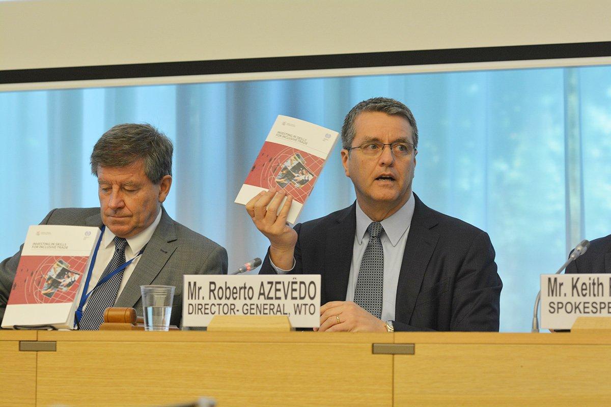 ICYMI: @ILO-@WTO report