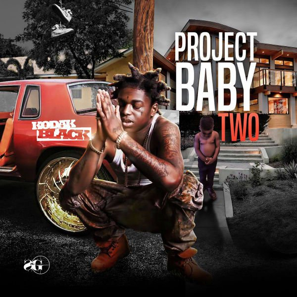 Kodak Black dropped 'Project Baby 2' tonight. Listen: https://t.co/2eQ...
